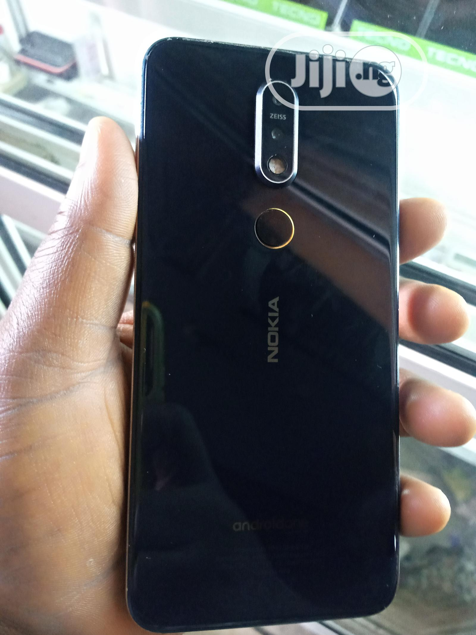 Archive: Nokia 7.1 32 GB Black