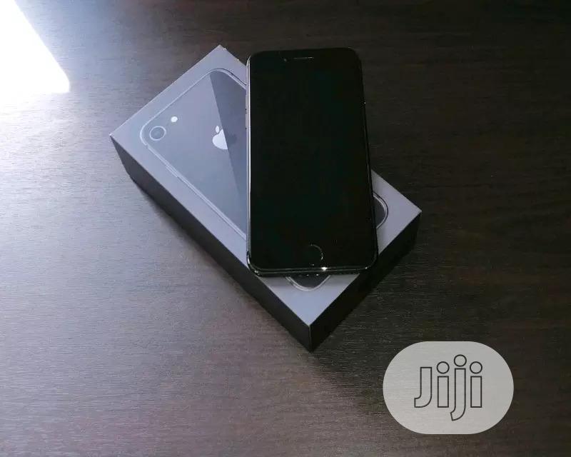 New Apple iPhone 8 256 GB Black