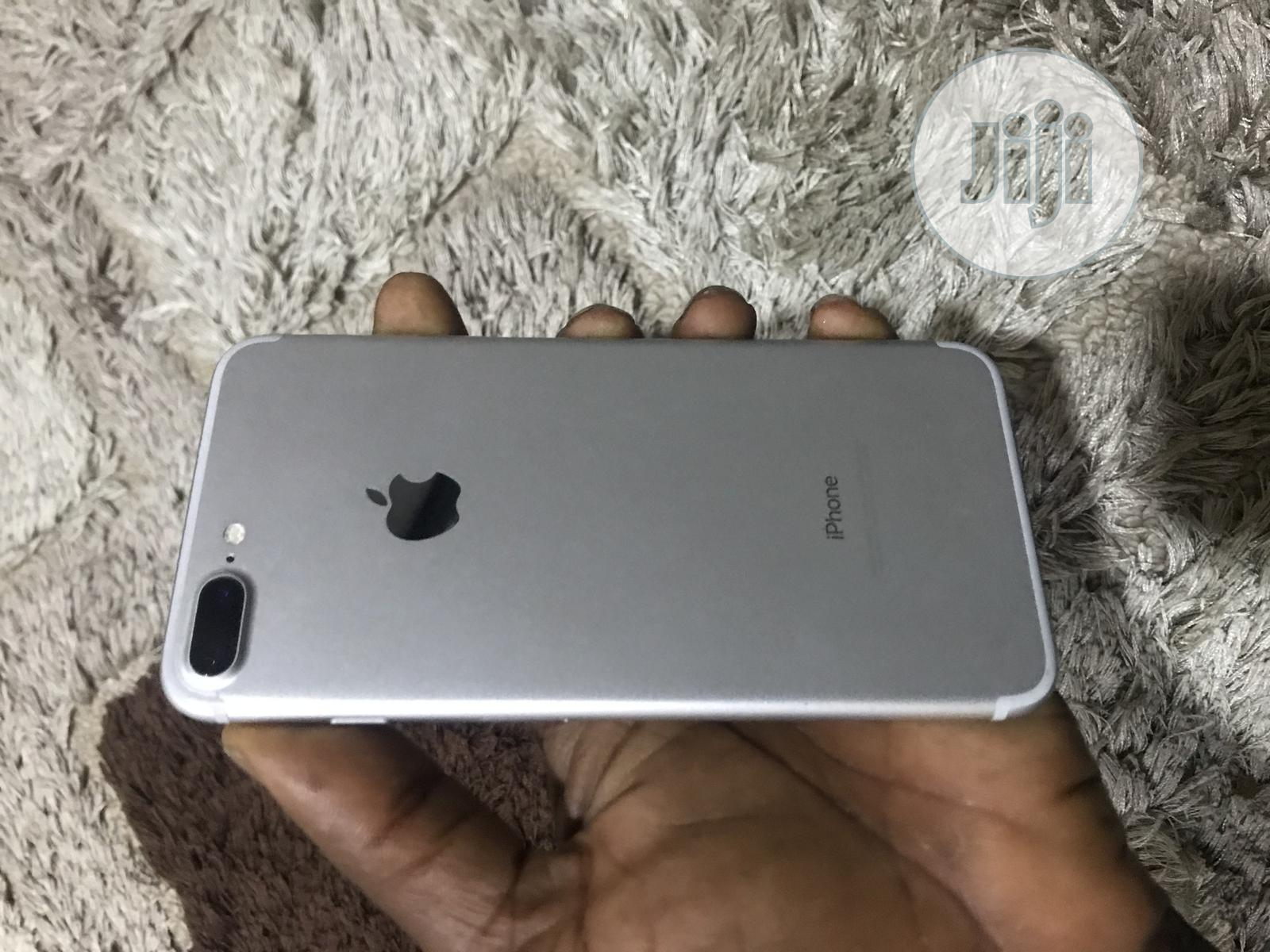 Apple iPhone 7 Plus 32 GB Silver | Mobile Phones for sale in Ikeja, Lagos State, Nigeria