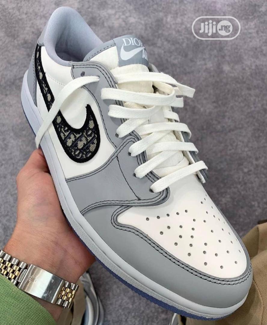 Archive: Nike Air Jordan'S X Dior Low