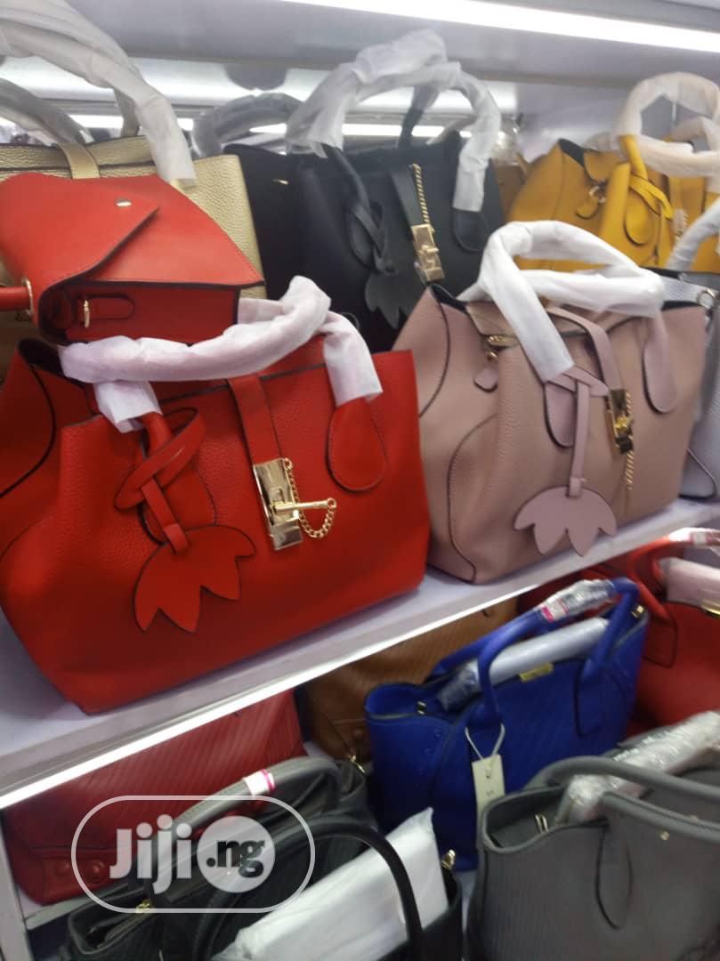 Stock Handbag Available