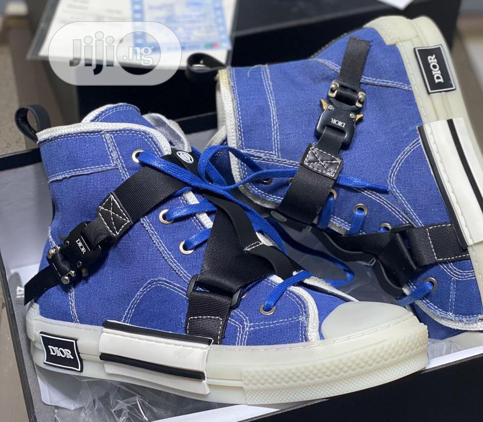 Dior Sneakers | Shoes for sale in Lagos Island, Lagos State, Nigeria