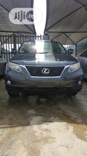 Lexus RX 2010 350 Gray   Cars for sale in Lagos State, Isolo