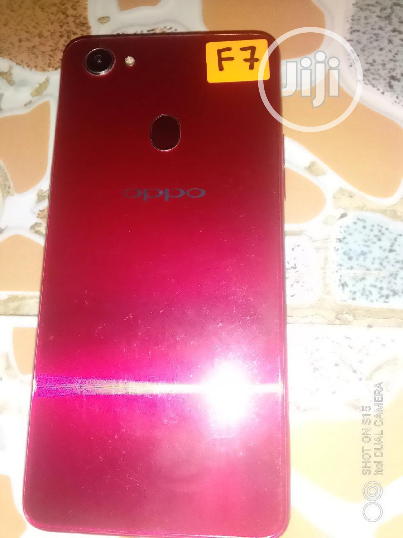 Oppo F7 64 GB Red | Mobile Phones for sale in Oshodi-Isolo, Lagos State, Nigeria