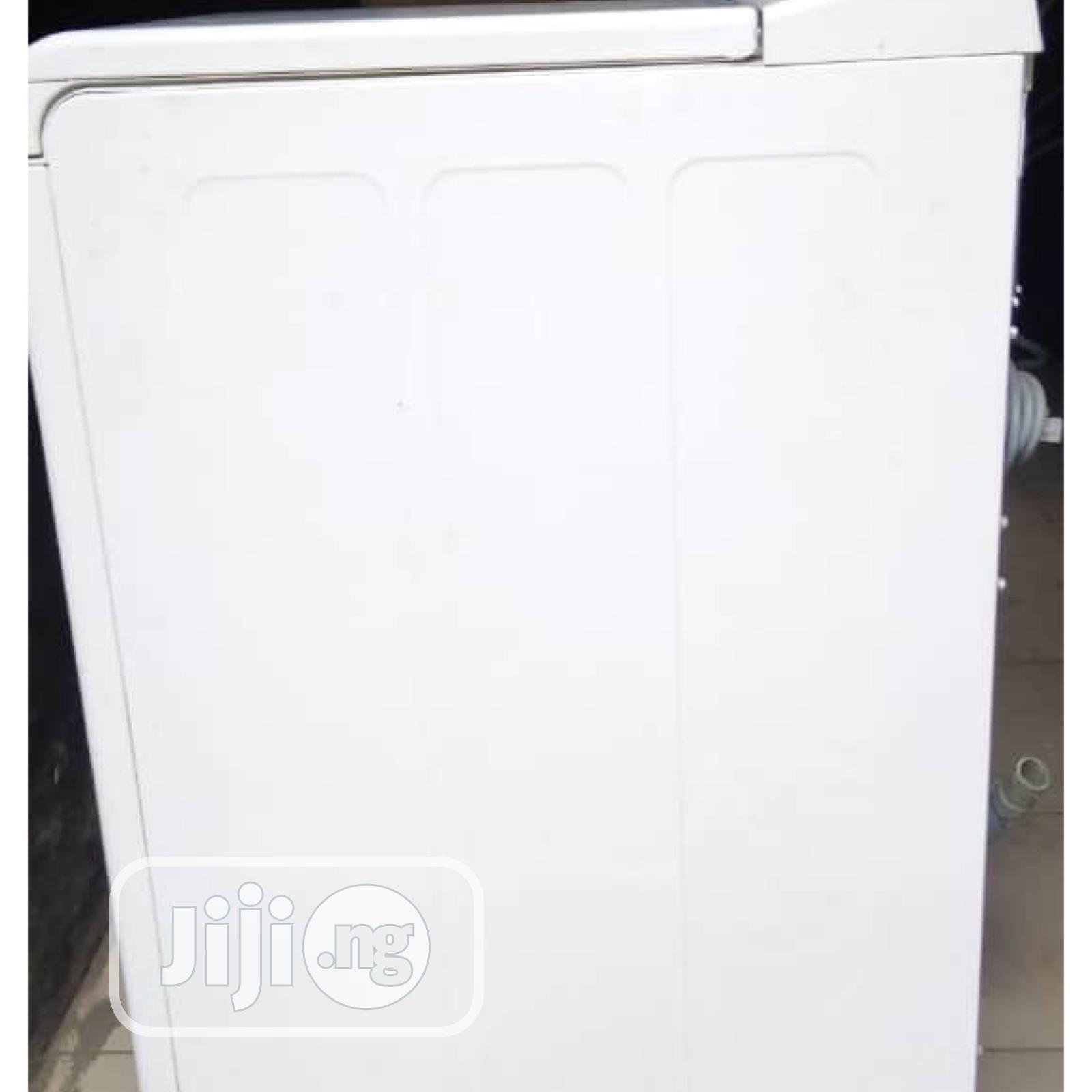 Industrial Washing Machine White   Manufacturing Equipment for sale in Ikeja, Lagos State, Nigeria