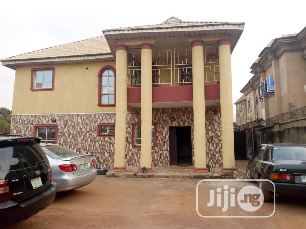 Archive: 8 Bedroom Duplex With 5 Room BBQ For Sale For 35 Million Naira