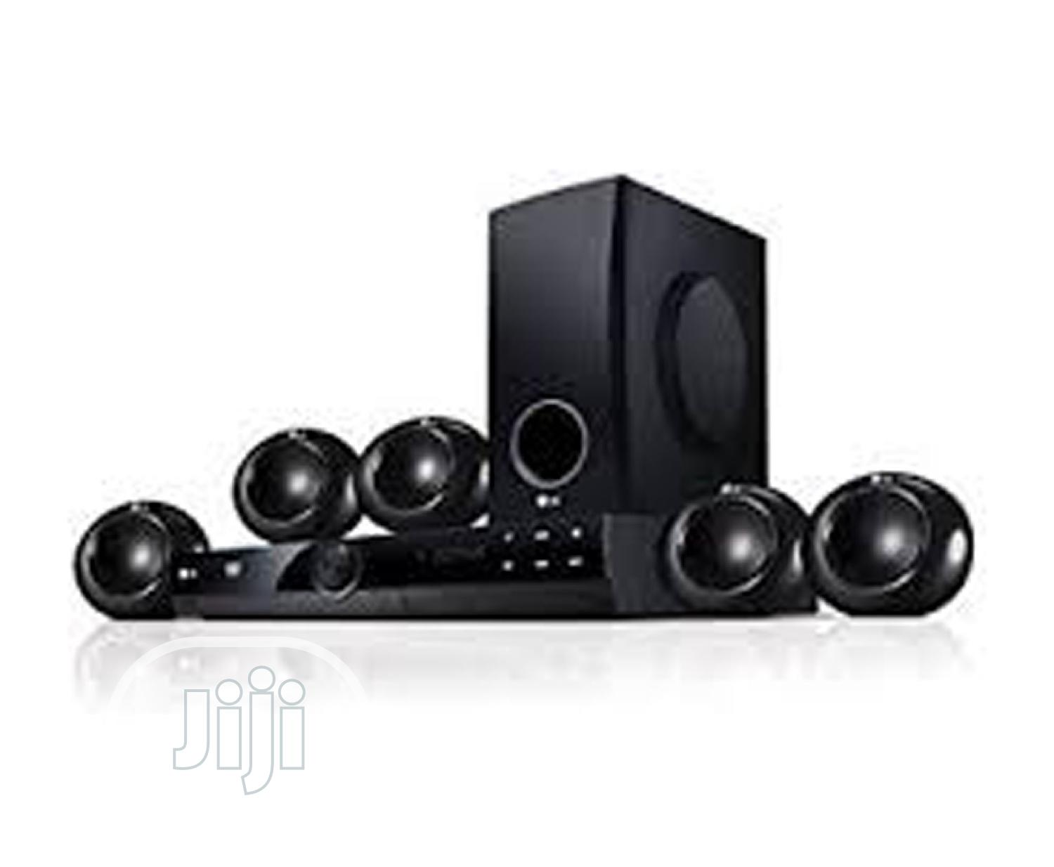 300W LG Home Theater