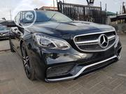 Mercedes-Benz E350 2014 Black | Cars for sale in Lagos State, Lekki Phase 2
