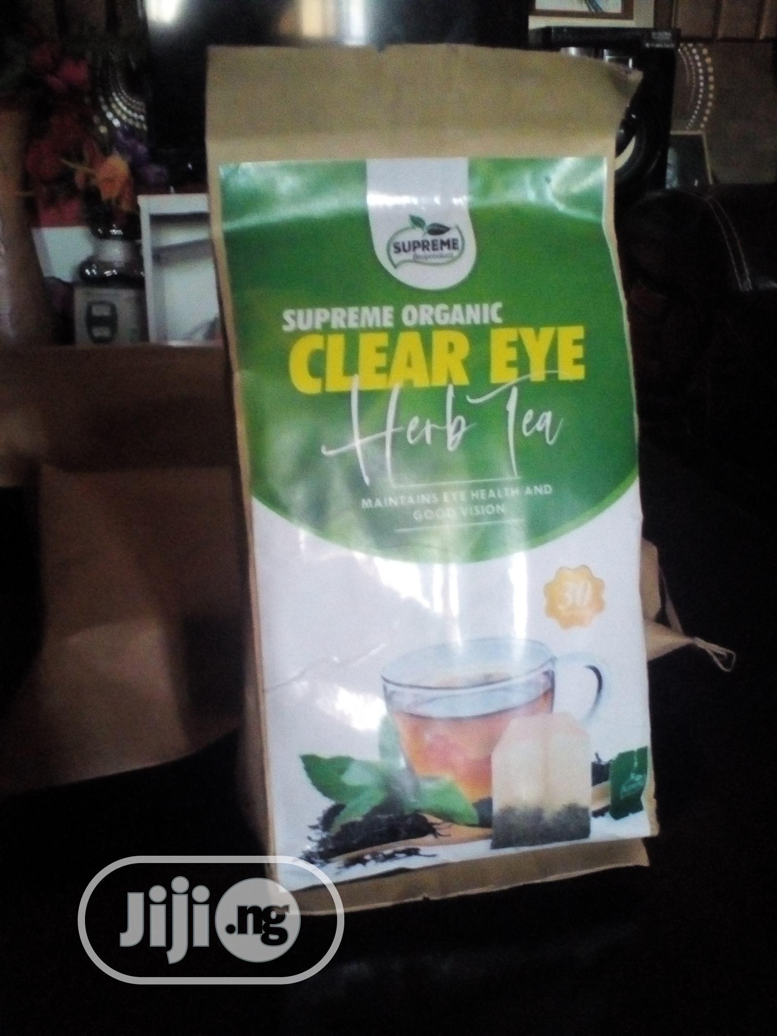 Supreme Clear Eye Tea