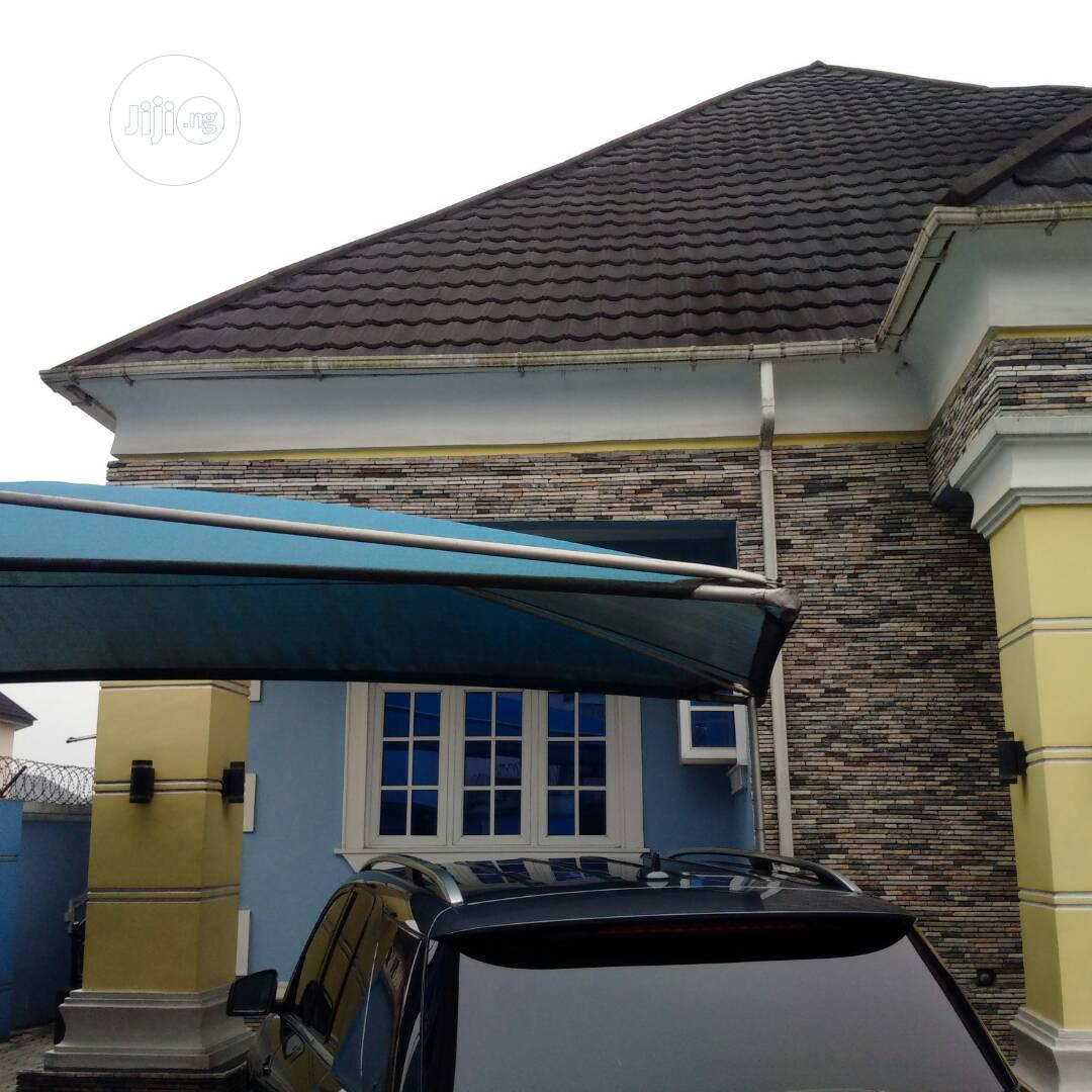 4 Bedroom Bungalow for Sale at Okuatata, Warri