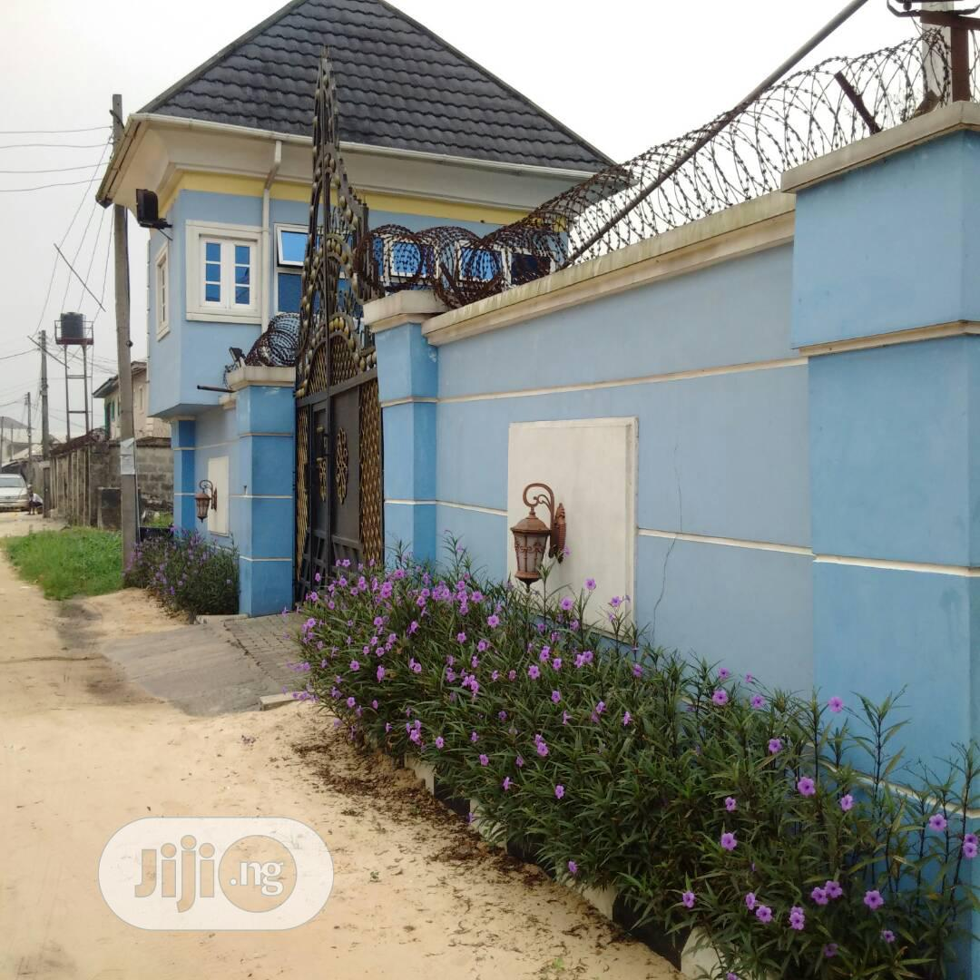 4 Bedroom Bungalow for Sale at Okuatata, Warri | Houses & Apartments For Sale for sale in Uvwie, Delta State, Nigeria