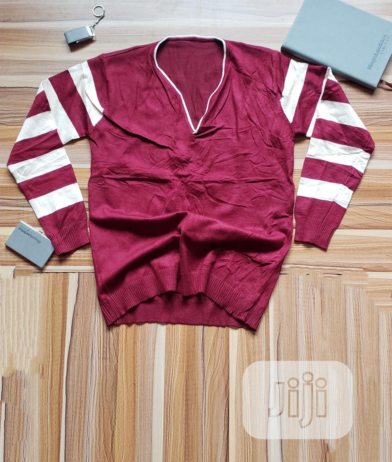 Archive: Knitted Sweatshirt/Cardigan