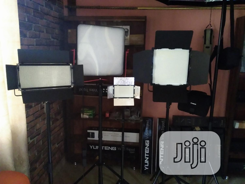 Professional Video Light