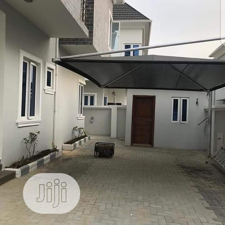 A Brand New 4 Bedroom Fully Detached Duplex At Ajah, Addo