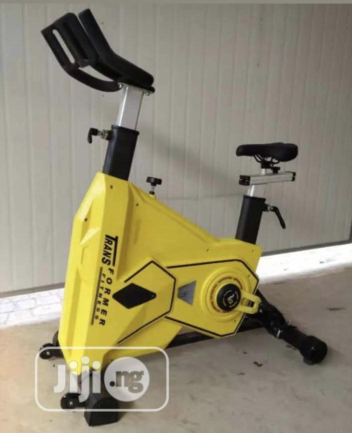 Commercial Spinning Bike