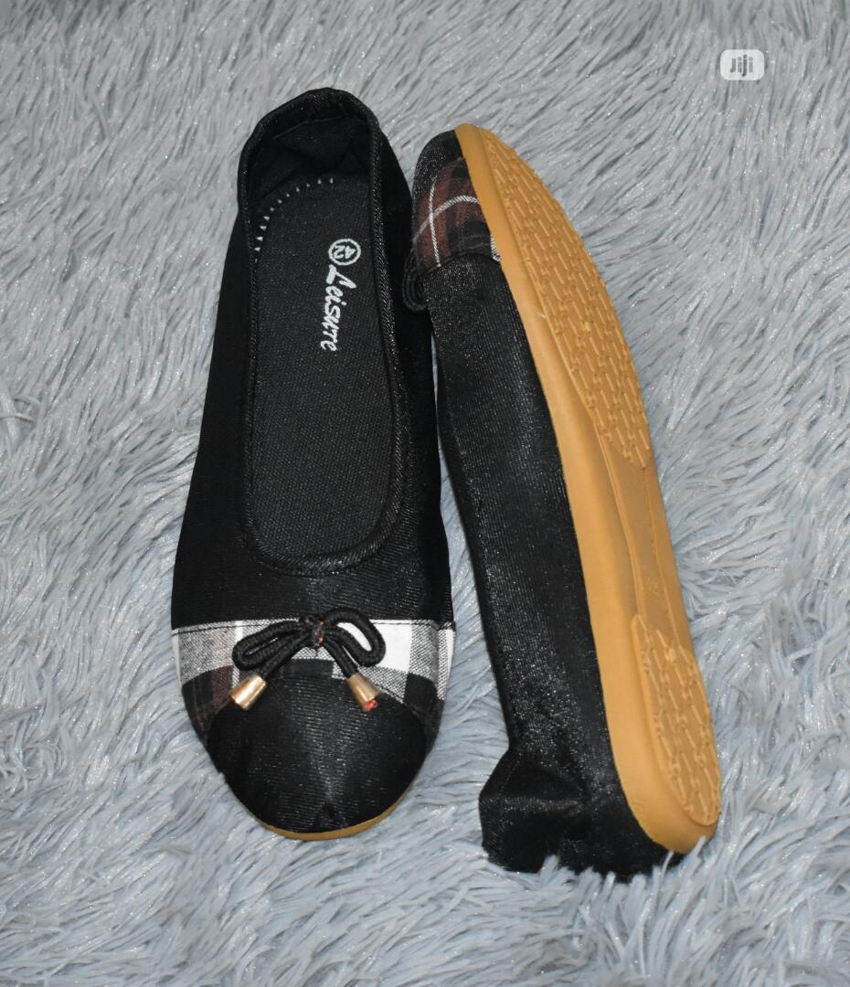 Wholesale - Leisure Ladies Flat (Carton Of 30 Pairs) | Shoes for sale in Alimosho, Lagos State, Nigeria