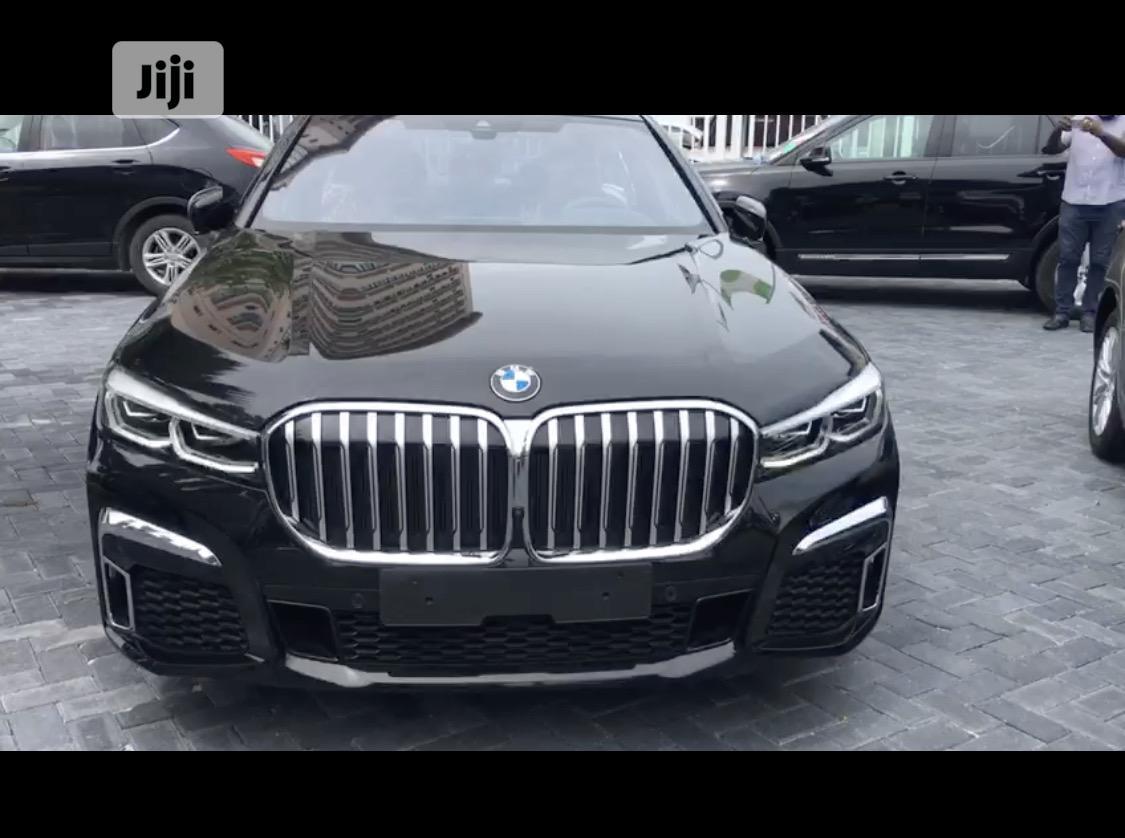 New Bmw 7 Series 2020 Black In Victoria Island Cars Ugonna Jiji Ng