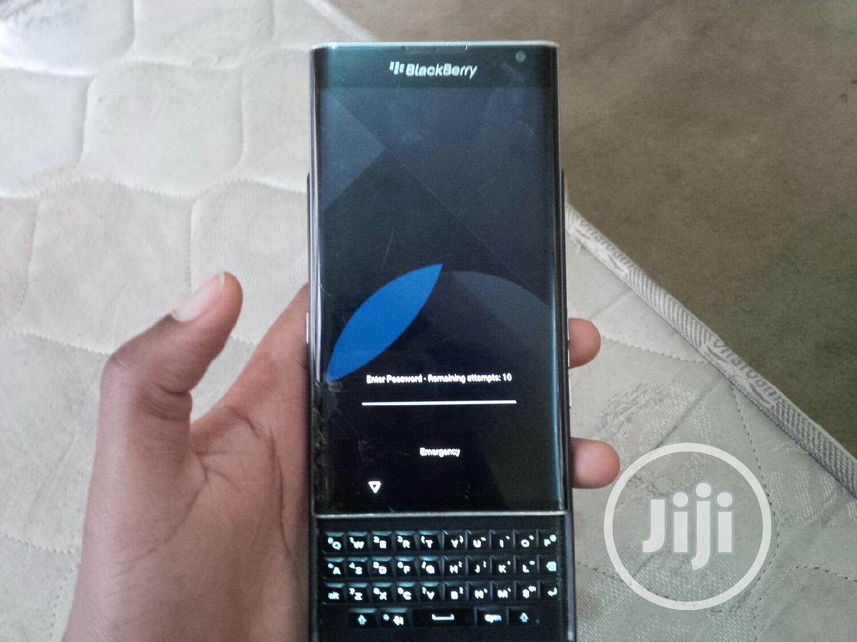 BlackBerry Priv 32 GB Black | Mobile Phones for sale in Alimosho, Lagos State, Nigeria