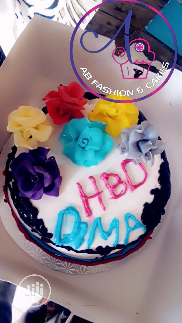 Archive: Birthday and Character Cake
