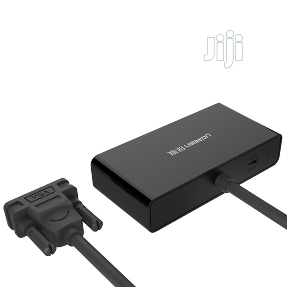 VGA Male To 2 Female Video Splitter Cable : 40254