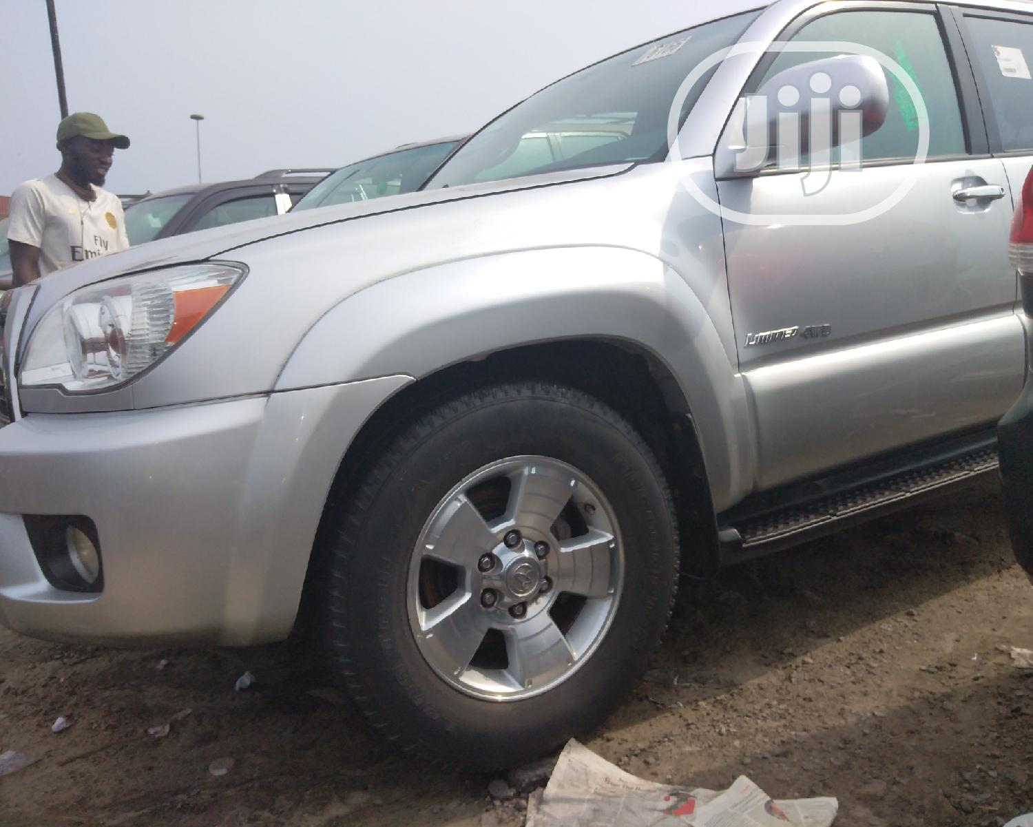 Toyota 4-Runner 2009 Silver | Cars for sale in Apapa, Lagos State, Nigeria