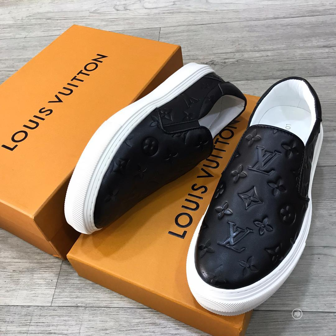Archive: LOUIS VUITTON Slip-On Sneakers