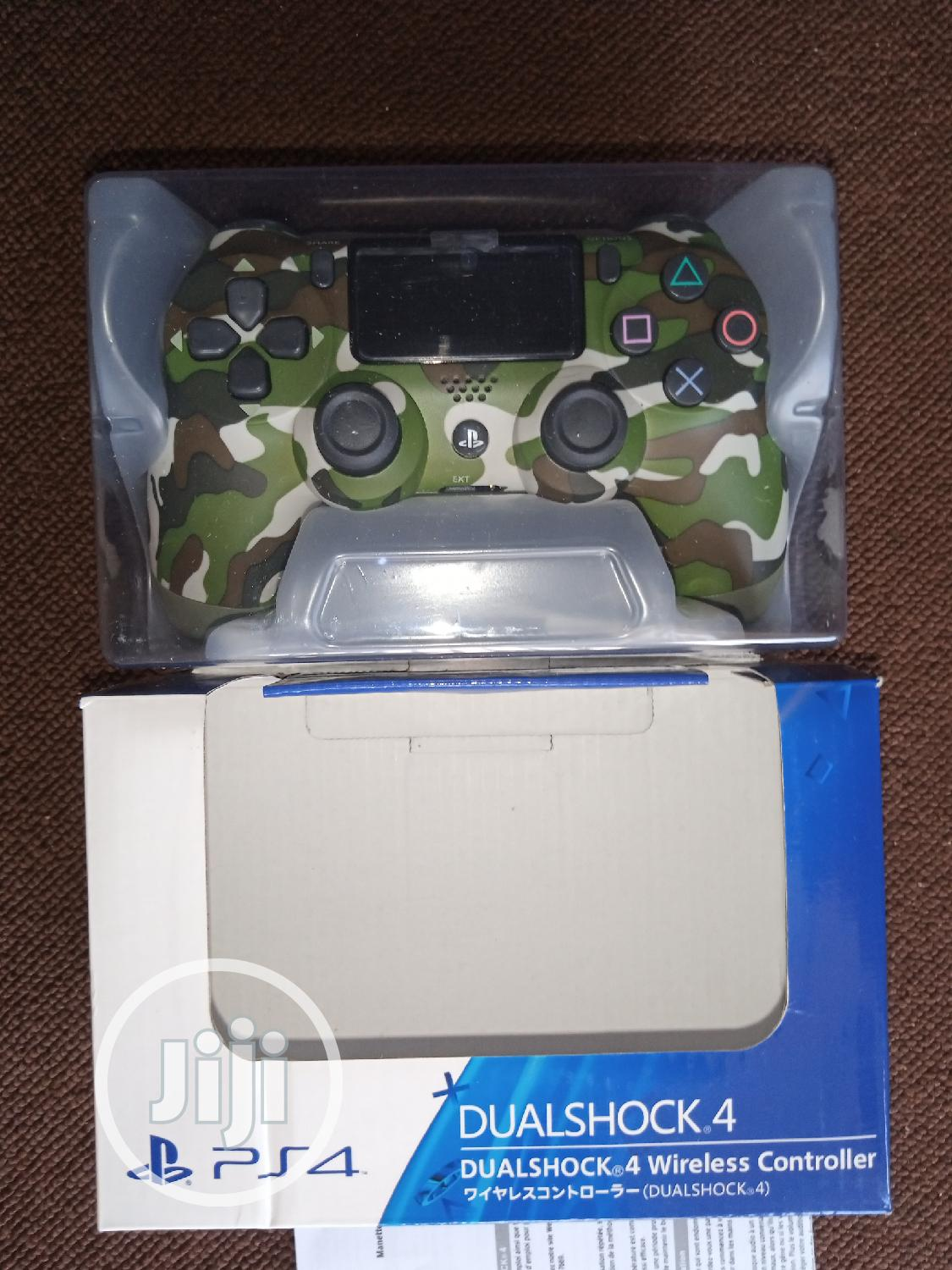 PS4 Dual Shock 4 Controller | Video Game Consoles for sale in Benin City, Edo State, Nigeria