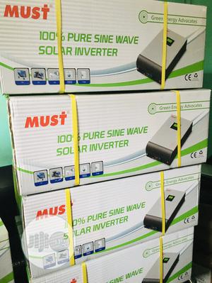 5kva 48v MUST Hybrid Inverter Available With 1yr Warranty | Solar Energy for sale in Lagos State, Lekki
