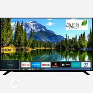 ALMA 43INCH Smart Full HD Television- Black Slim | TV & DVD Equipment for sale in Lagos State, Lekki