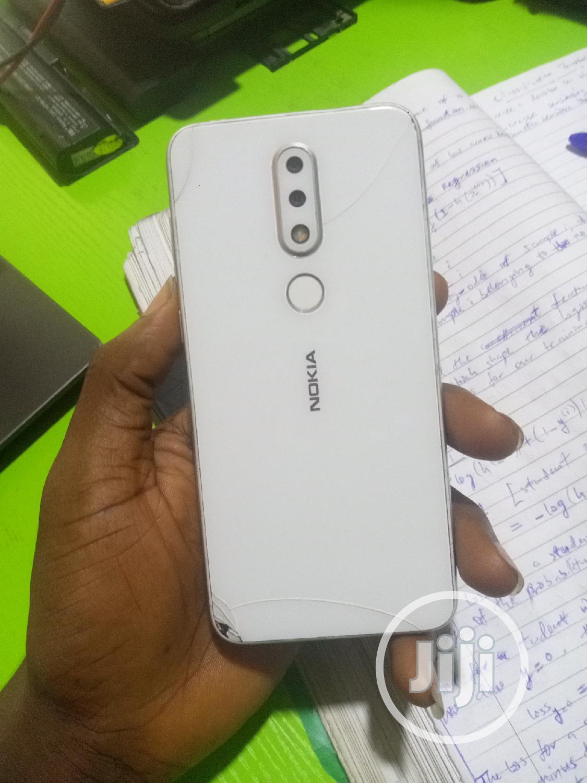 Nokia 6.1 Plus (X6) 64 GB White