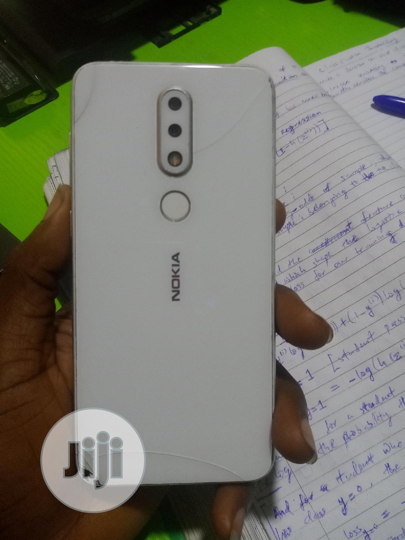Nokia 6.1 Plus (X6) 64 GB White | Mobile Phones for sale in Ogbomosho North, Oyo State, Nigeria