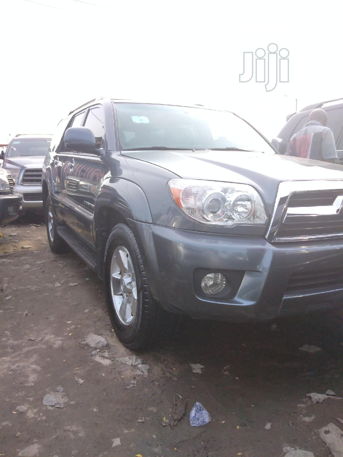 Toyota 4-Runner 2008 Limited Gray   Cars for sale in Apapa, Lagos State, Nigeria