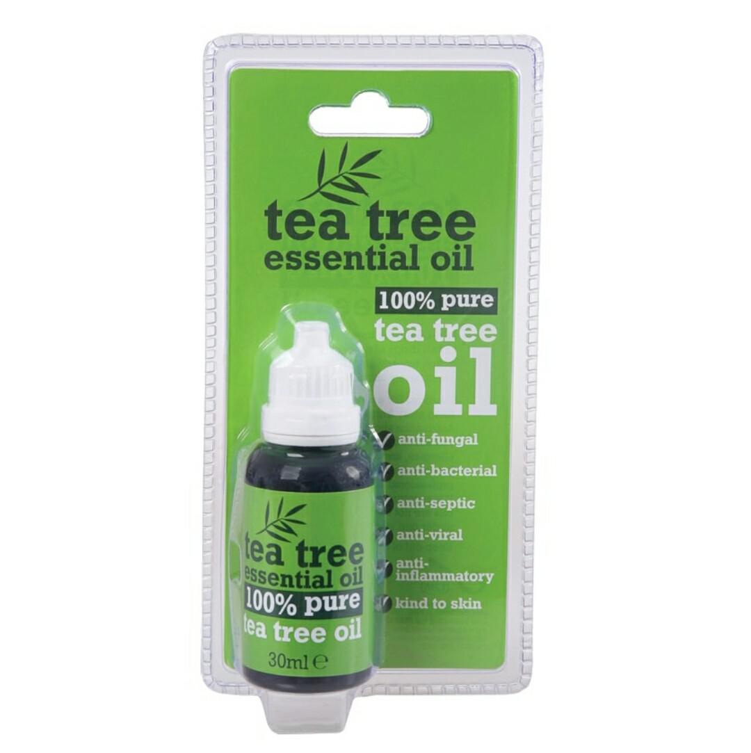 Archive: Tea Tree Essential Oil