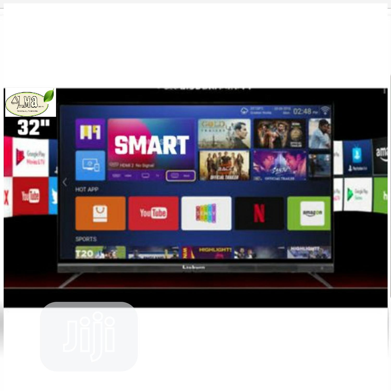 Alma 32 Android Television- Slim | TV & DVD Equipment for sale in Surulere, Lagos State, Nigeria