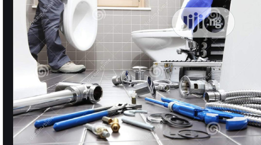 Domestic And Industrial Plumbing | Building & Trades Services for sale in Lekki, Lagos State, Nigeria