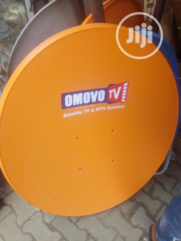 1 Meter Universal Satellite Tv Dish