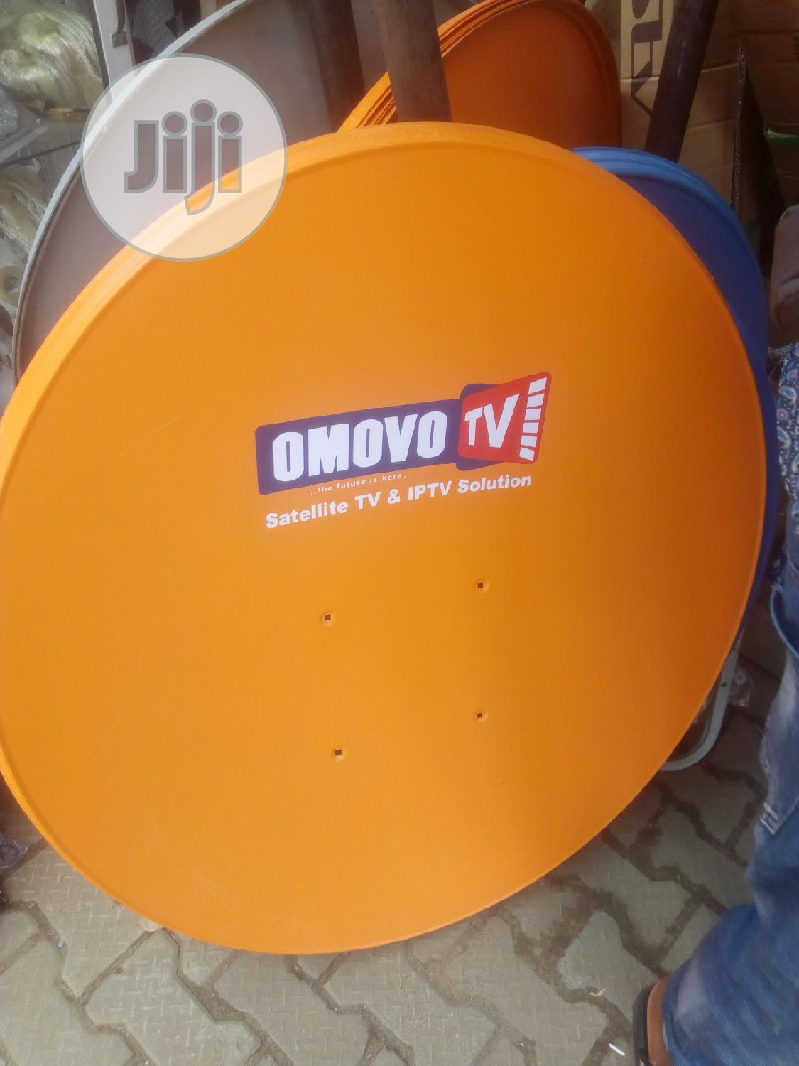 1 Meter Universal Satellite Tv Dish | Accessories & Supplies for Electronics for sale in Surulere, Lagos State, Nigeria