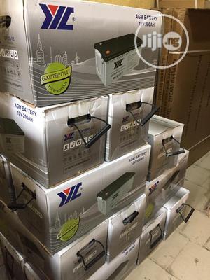 200ah 12v Jyc Battery | Solar Energy for sale in Lagos State, Lekki