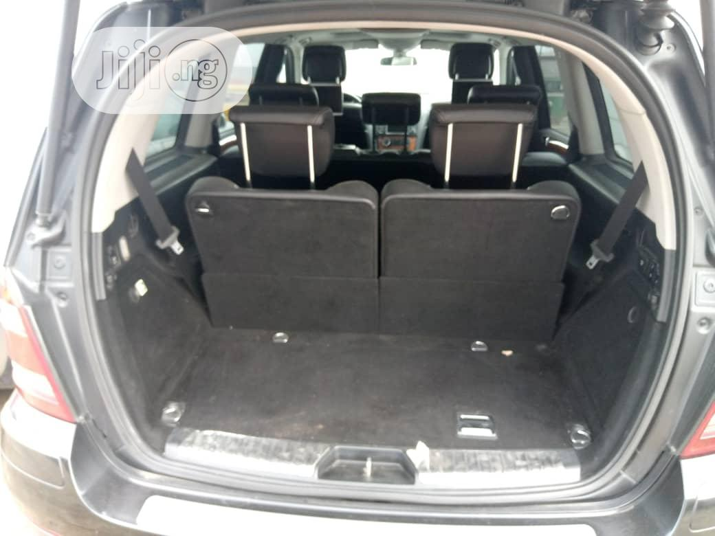 Mercedes-Benz GL Class 2009 Black | Cars for sale in Isolo, Lagos State, Nigeria