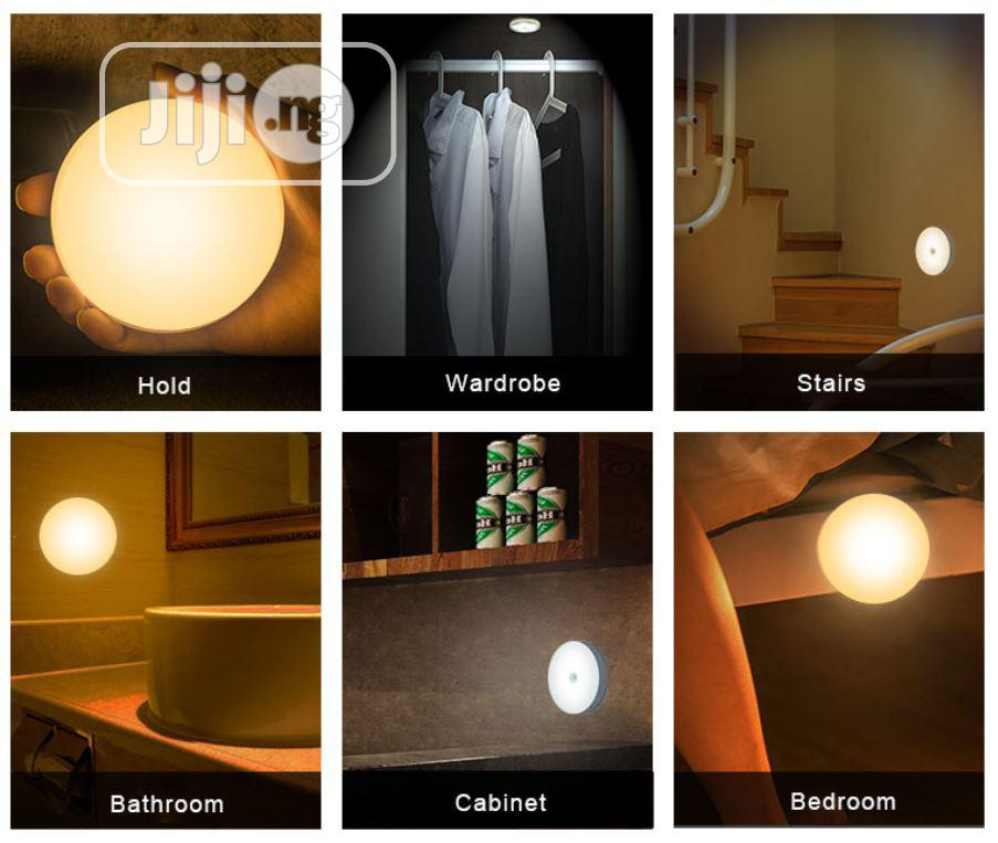 Motion Sensor Night Light   Home Accessories for sale in Ikotun/Igando, Lagos State, Nigeria