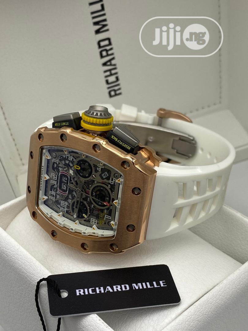 Richard Mille Chronograph Wristwatch