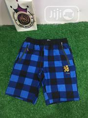Fashion Men Quality Burberry Shorts | Clothing for sale in Lagos State, Ifako-Ijaiye
