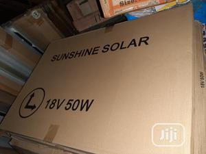 12V 50W Sunshine Solar Panels | Solar Energy for sale in Lagos State, Ojo