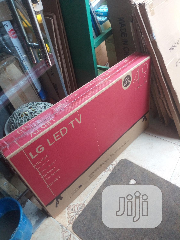 Archive: Original 49 Inches LED TV (LG)