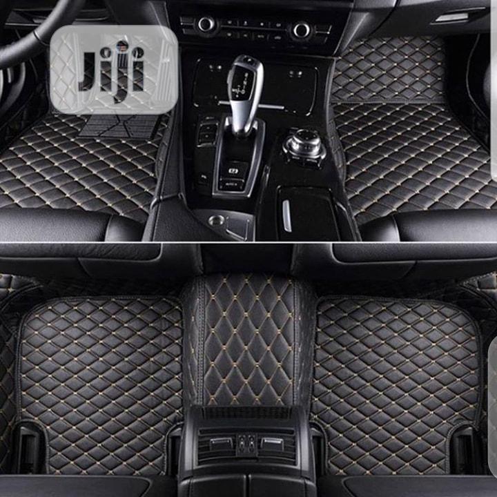 Leather Footmat