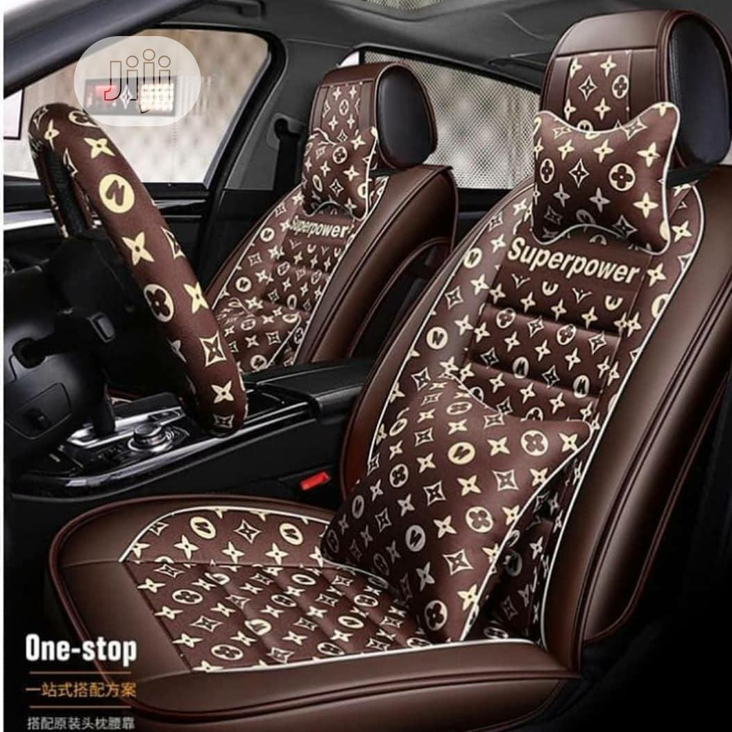 Supreme Seat Cover | Vehicle Parts & Accessories for sale in Ojo, Lagos State, Nigeria