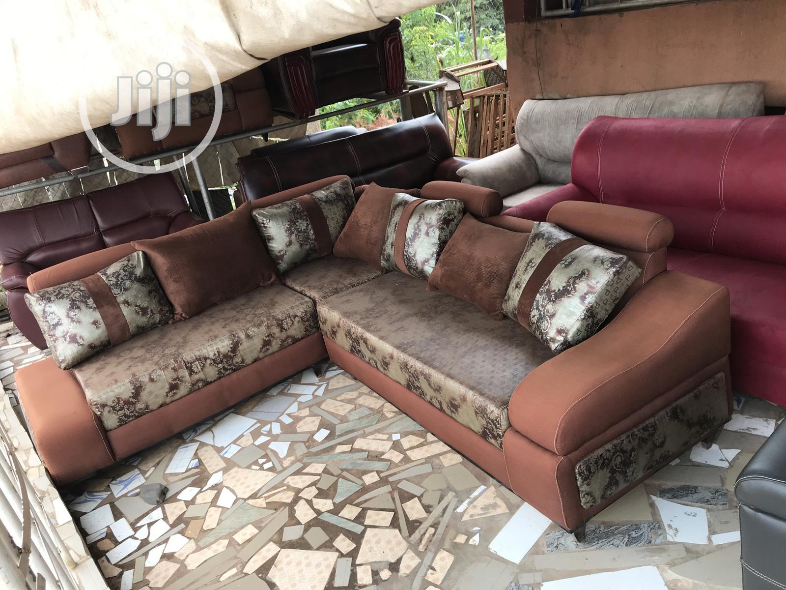 Unique Sectional Chair | Furniture for sale in Enugu, Enugu State, Nigeria