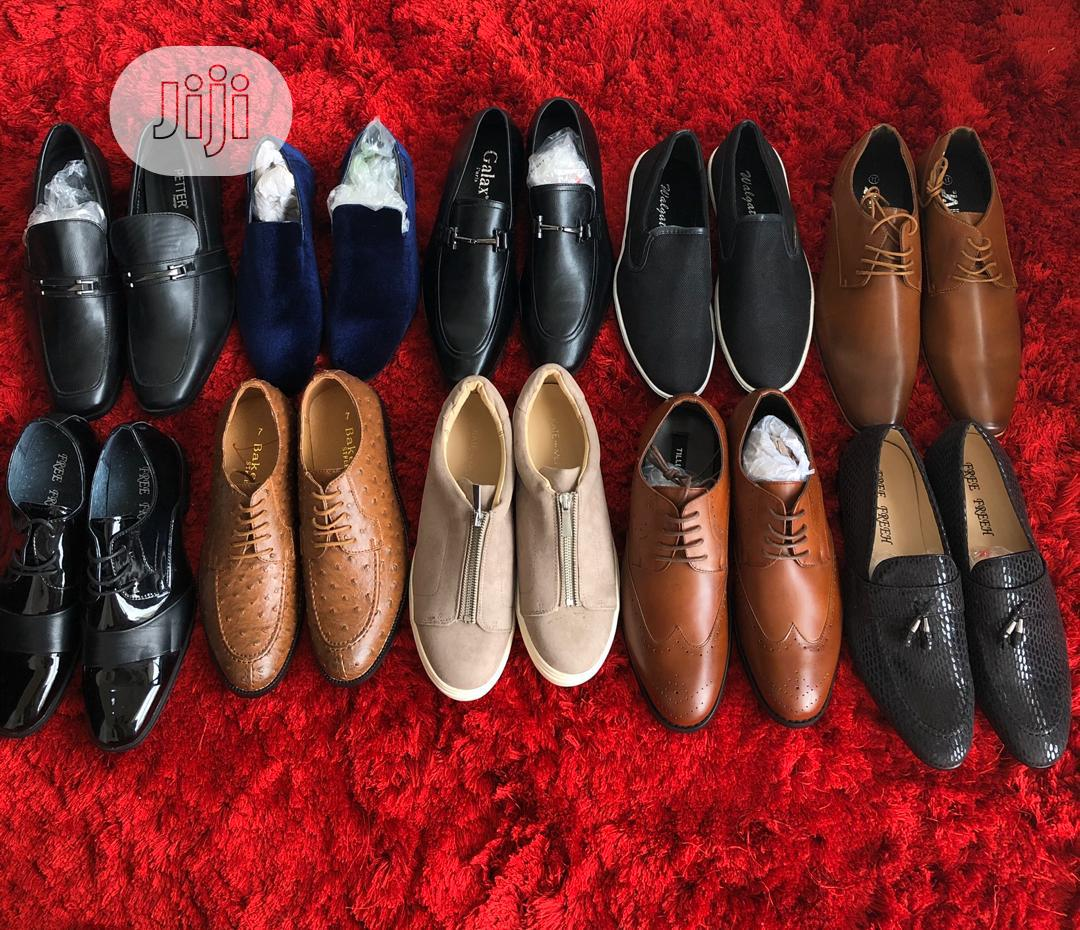 Archive: Wholesale Men's Shoes