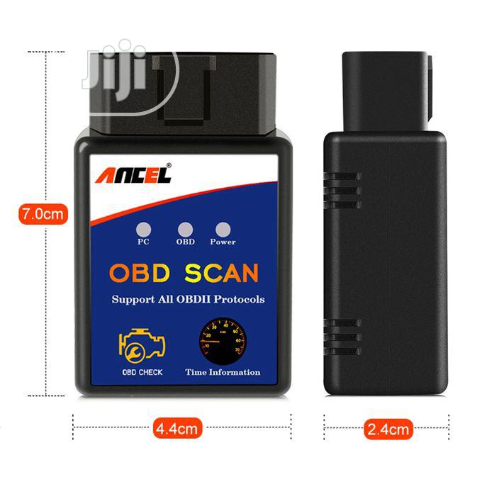 Car Bluetooth OBD2 Automotive Diagnostic Scanner