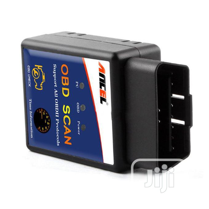 Car Bluetooth OBD2 Automotive Diagnostic Scanner | Vehicle Parts & Accessories for sale in Surulere, Lagos State, Nigeria